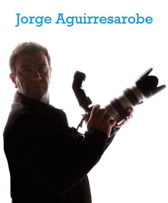 Jorge Aguirresarobe fotógrafo de Eibar Gipuzkoa